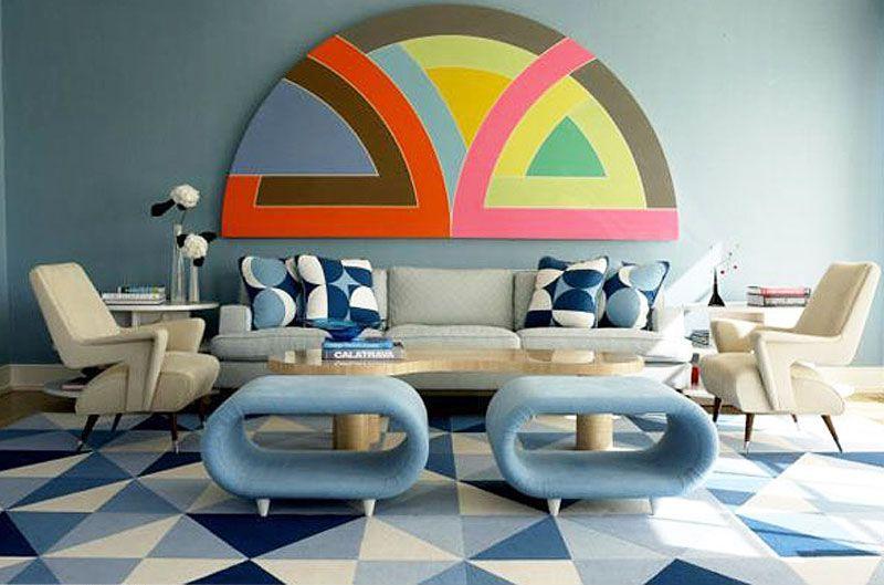 La geometr a en el dise o de interiores decoraci n for Donde se estudia diseno de interiores