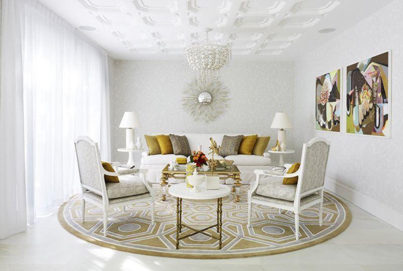 La geometr a en el dise o de interiores decoraci n for Estudiar diseno de interiores online gratis