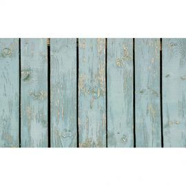 Alfombra Vinílica Madera Turquoise 120x48cm