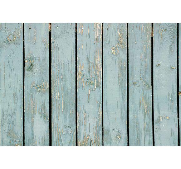 Alfombra Vinílica Madera Turquoise 97x48cm