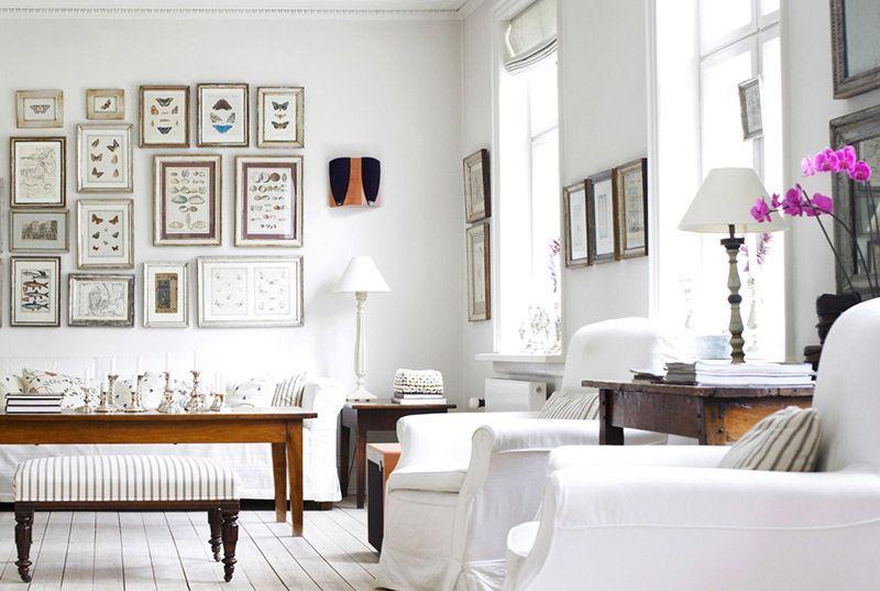 Paredes Home decor Diseño de interiores