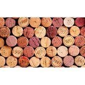 Alfombra Vinílica Textura Wine C 120x48cm