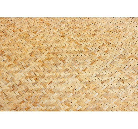 Alfombra Vinílica Textura Trenzado Cesta 97x48cm