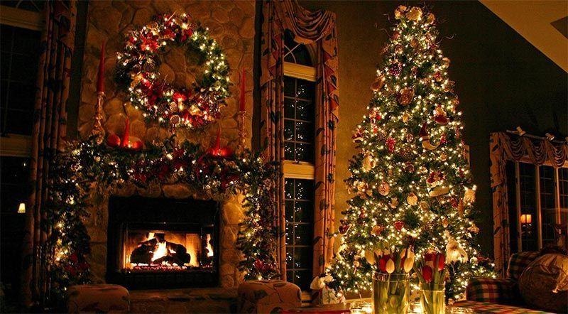 Árbol de Navidad Home decor Interiorismo