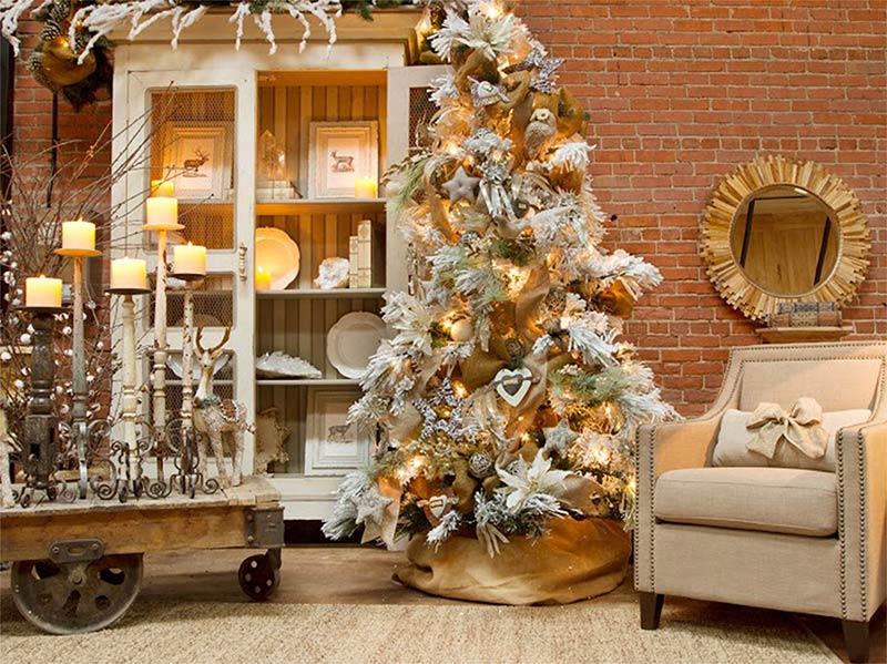 Interiorismo Trucos árbol navidad