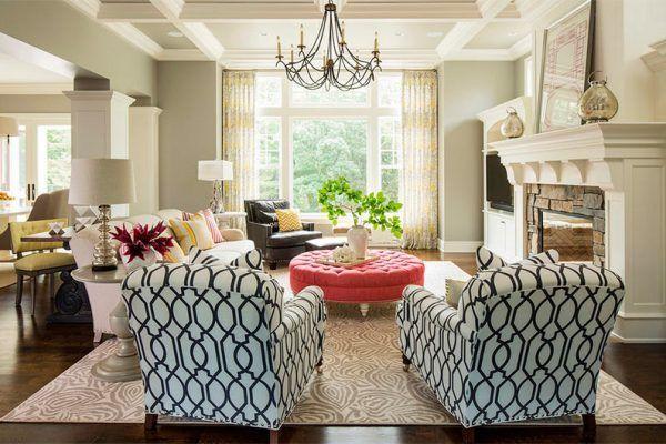 5 reglas de diseño de interiores a romper este verano