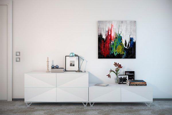 5 formas en las que el arte puede mejorar el diseño de interiores