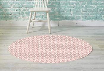 Alfombra Infantil - Salmon 95x95 cm