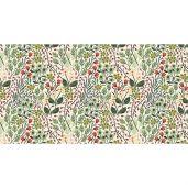 Alfombra Vinilica Floral Country Garden 97x48 cm