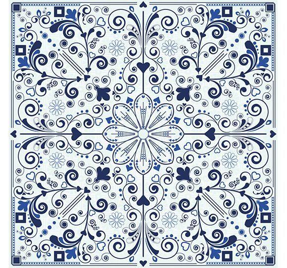 Azulejos decorativos en vinilo adhesivo pegatinas adhesivas para pared - Adhesivo para azulejos ...