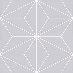 set de 24 Vinilos Adhesivos Gris Geométrico
