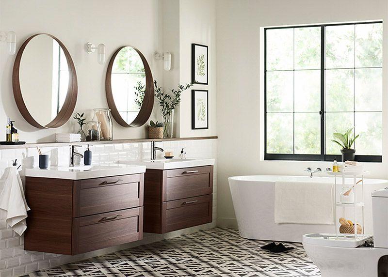 4 secretos asequibles para un cuarto de baño de lujo