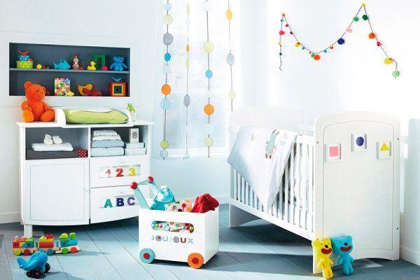 5 consejos para crear una habitación de bebé segura y acogedora
