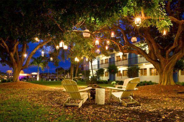 5 tendencias de iluminación para nuestra terraza o jardín