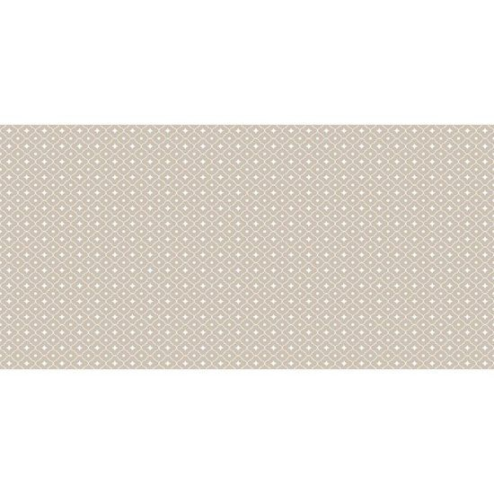 Alfombra Vinílica - Geométrico Beige