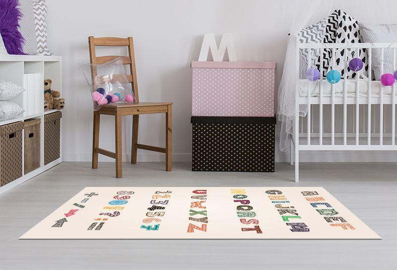 Alfombras para Dormitorios - ABC 150x65