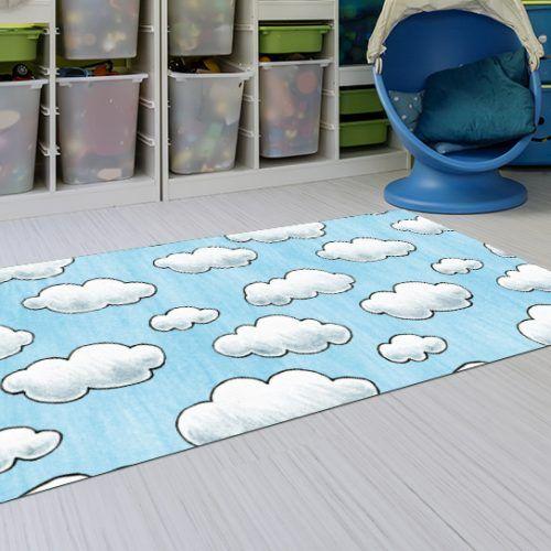 Alfombras Juveniles - Nubes 143x97