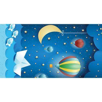 Alfombra Vinílica Infantil 97x48 - Goodnight