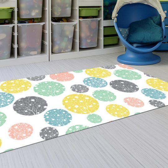 Alfombras de Vinilo - Orbes de Color 143x97