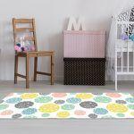 Alfombras Dormitorio - Orbes de Color 150x65