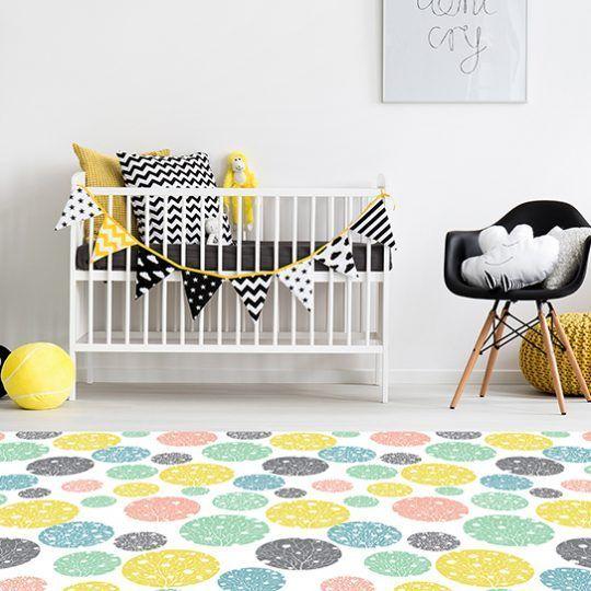 Decoraciones Infantiles - Orbes de Color 295x195