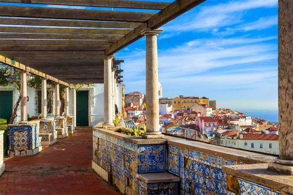 Azulejos portugueses ¡Inspiración pura!