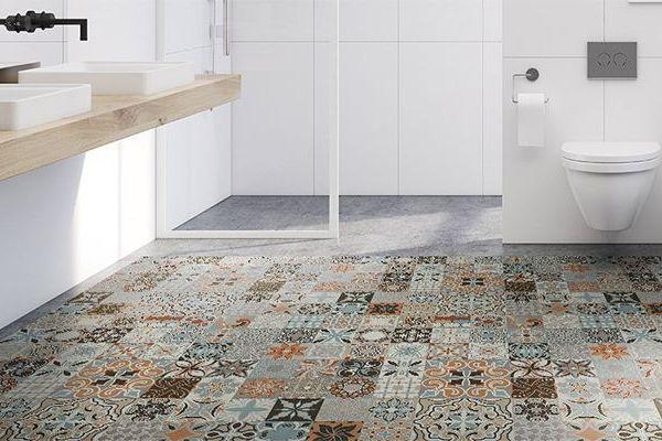 La mejor opción para renovar tu baño sin cambiar el suelo.