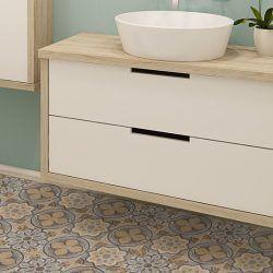 Alfombras lavables - Hidráulico Sintra 147x98cm