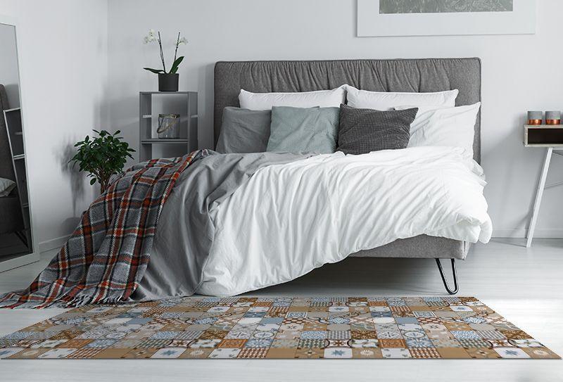 Alfombras para dormitorios - Hidráulico Estoril 175x74cm