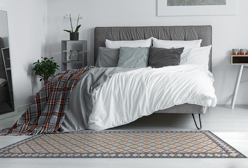Alfombras para dormitorio hidr ulico chaves 175x74cm - Alfombras para dormitorio ...