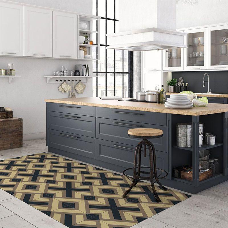 Cocina archivos alfombras vin licas y azulejos adhesivos - Alfombras vinilicas cocina ...