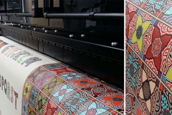 ¿Cómo fabricamos nuestras alfombras vinílicas?