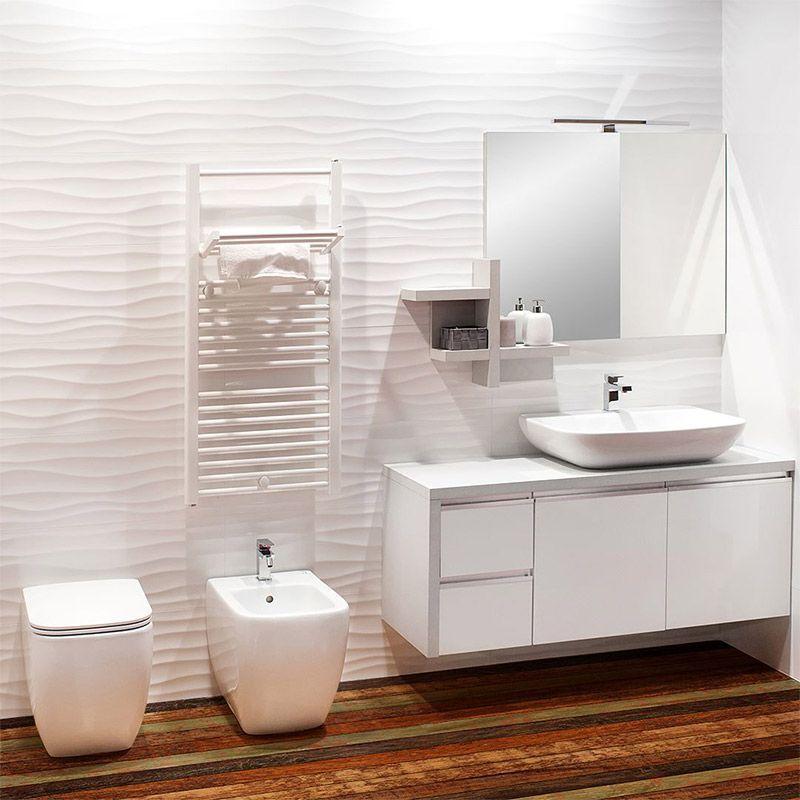 Cuarto baño Alfombras vinílicas
