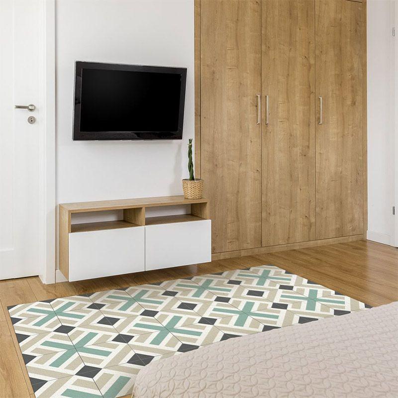 Dormitorio suelo Interiorismo