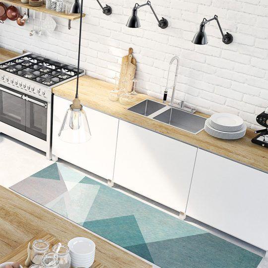 Alfombra Vinílica - Marin - cocina
