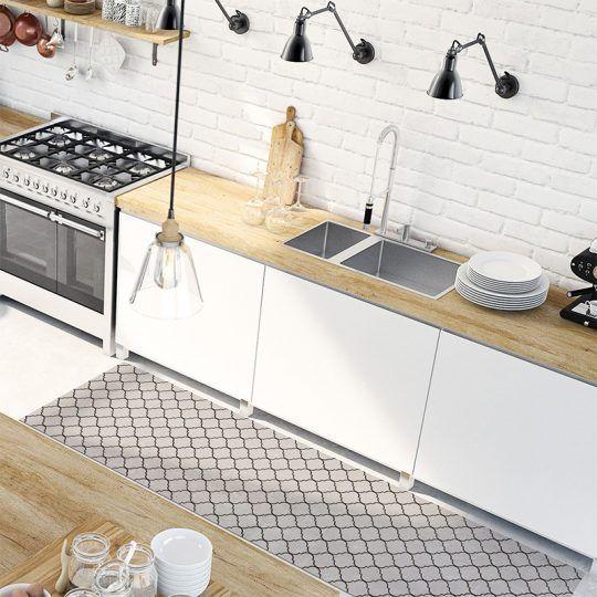 Alfombra Vinílica - Artemis - cocina
