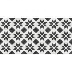 Alfombra Vinílica - Videl Negro - 97x48 cm