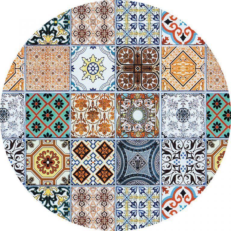 Alfombra Vinílica Dima - 60x60 cm