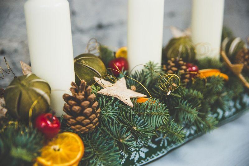 Navidad Interiorismo Alfombras vinílicas