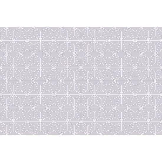 Vinilos adhesivos Gris geométrico