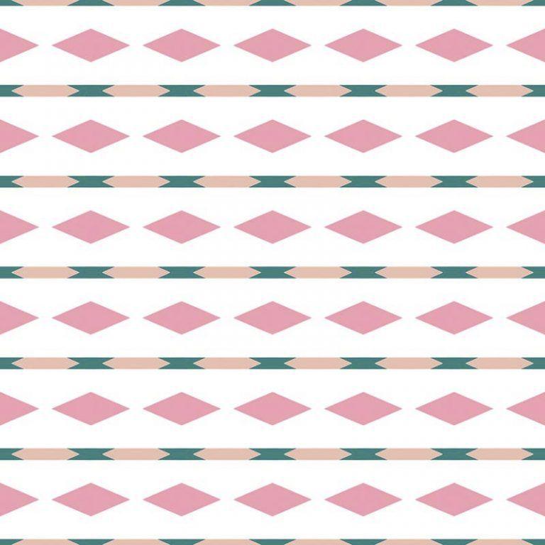 Set de 12 Azulejos Adhesivos Happy