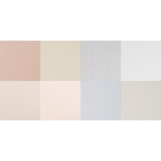 ALfombra Vinílica Pastel Squares 97X48