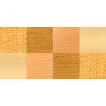 ALfombra Vinílica Yellow Squares 97x48