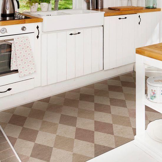 ALfombra Vinílica Leopold cocina