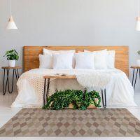 ALfombra Vinílica Leopold habitación