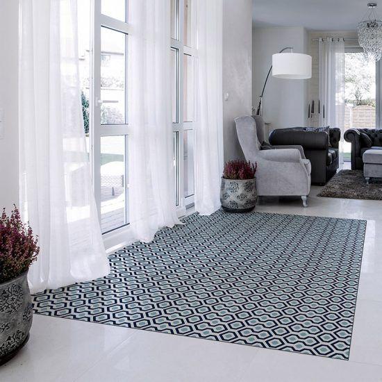 ALfombra Vinílica Ash salón