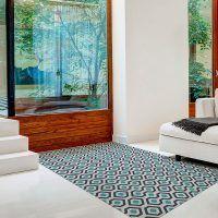 ALfombra Vinílica Weldon salón