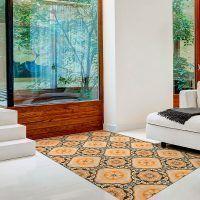 ALfombra Vinílica Hazel recibidor