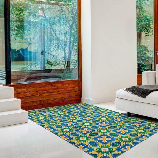 ALfombra Vinílica Cyrus 143x97