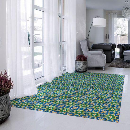 ALfombra Vinílica Cyrus salón
